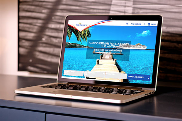 P&O Cruises - ProCreative Software House